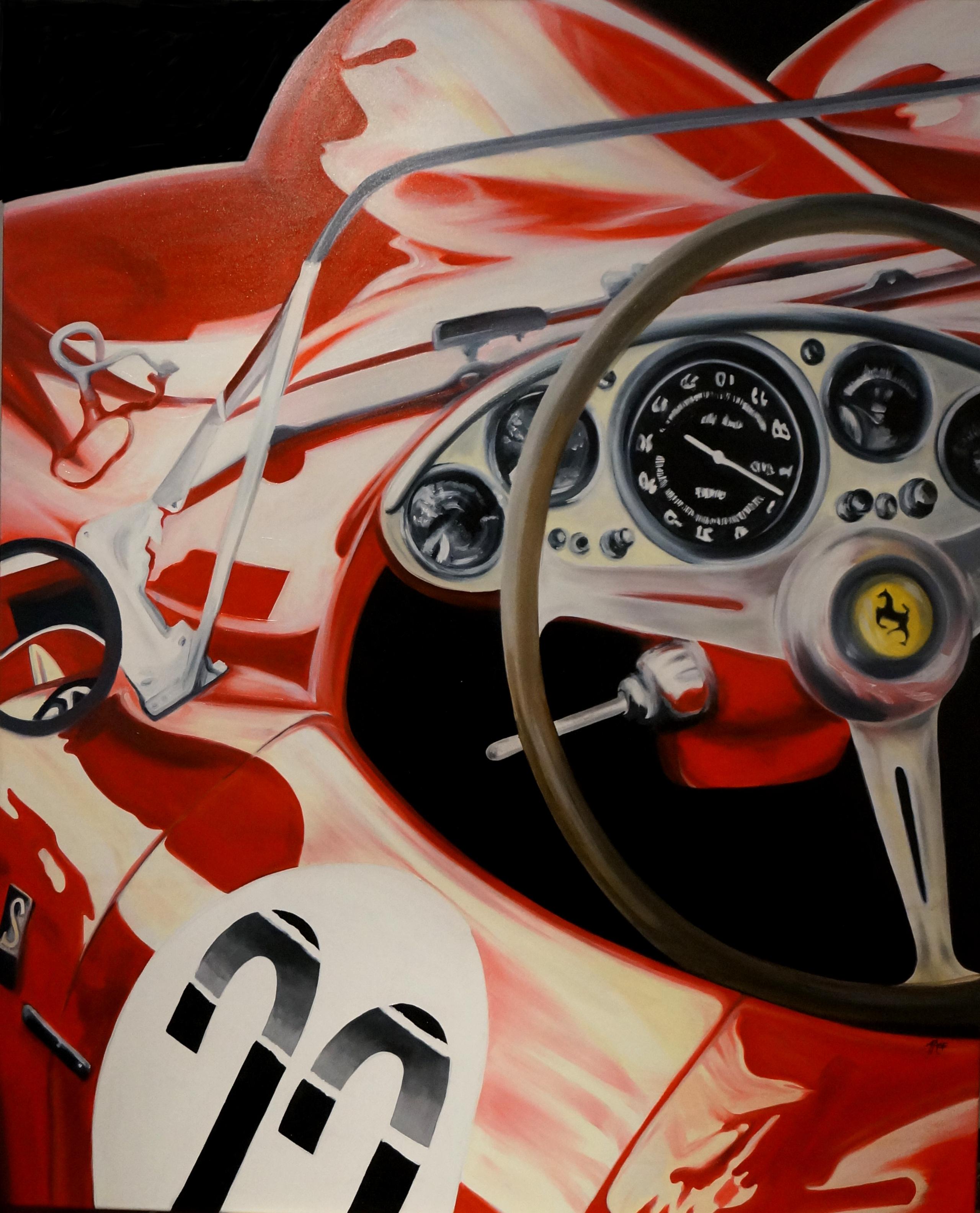 No.22 | Öl auf Leinwand | 120 x 100 cm