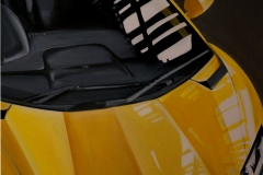 Lamborghini   Öl auf Leinwand   130 x 80 cm