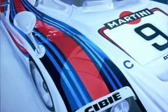 Martini Porsche   Öl auf Leinwand   50 x 70 cm