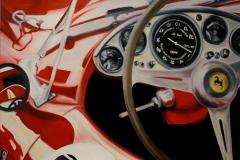 No.22   Öl auf Leinwand   120 x 100 cm