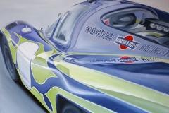 Porsche 917   Öl auf Leinwand   50 x 70 cm